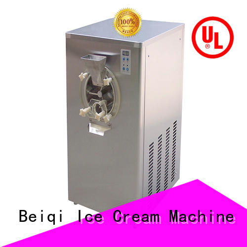BEIQI Breathable fried Ice Cream Machine For Restaurant