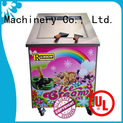 Soft Ice Cream Machine for sale bulk production Snack food factory BEIQI