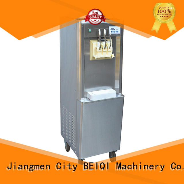 Soft Ice Cream Machine for sale free sample Frozen food Factory