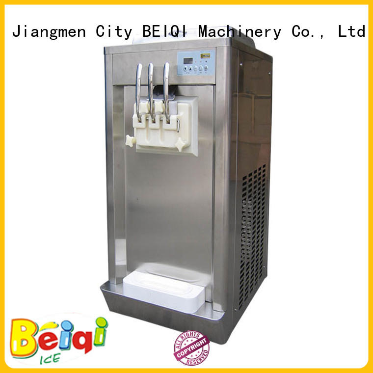 BEIQI Soft Ice Cream Machine for sale ODM Frozen food Factory