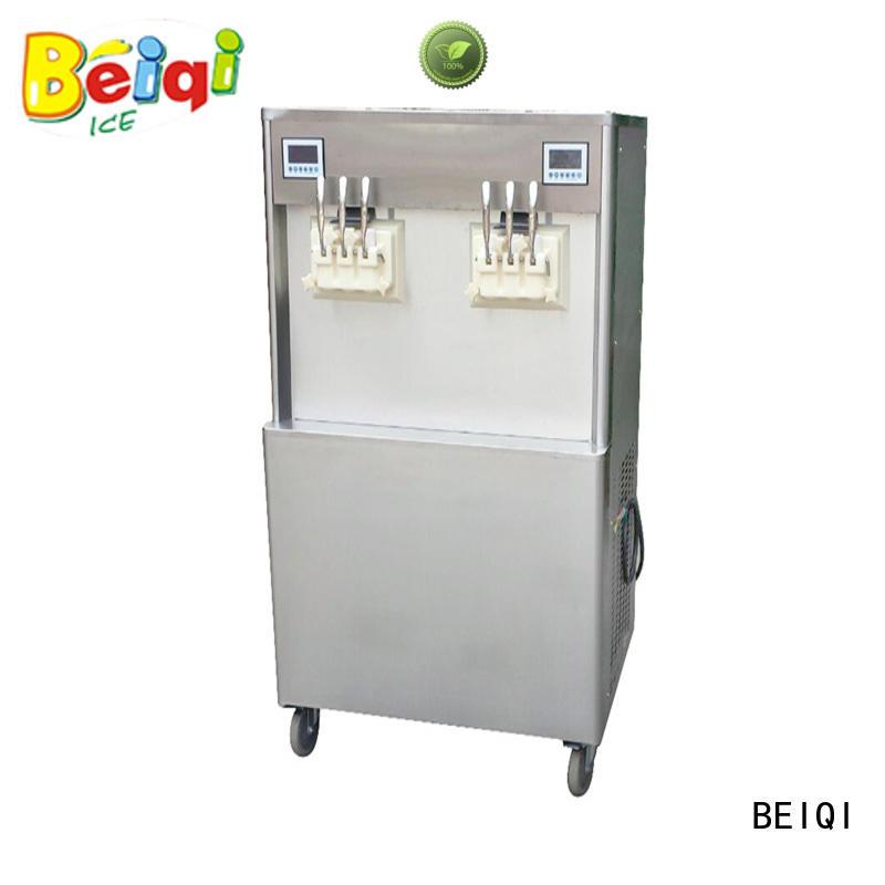 BEIQI on-sale Soft Ice Cream Machine for sale supplier Frozen food Factory
