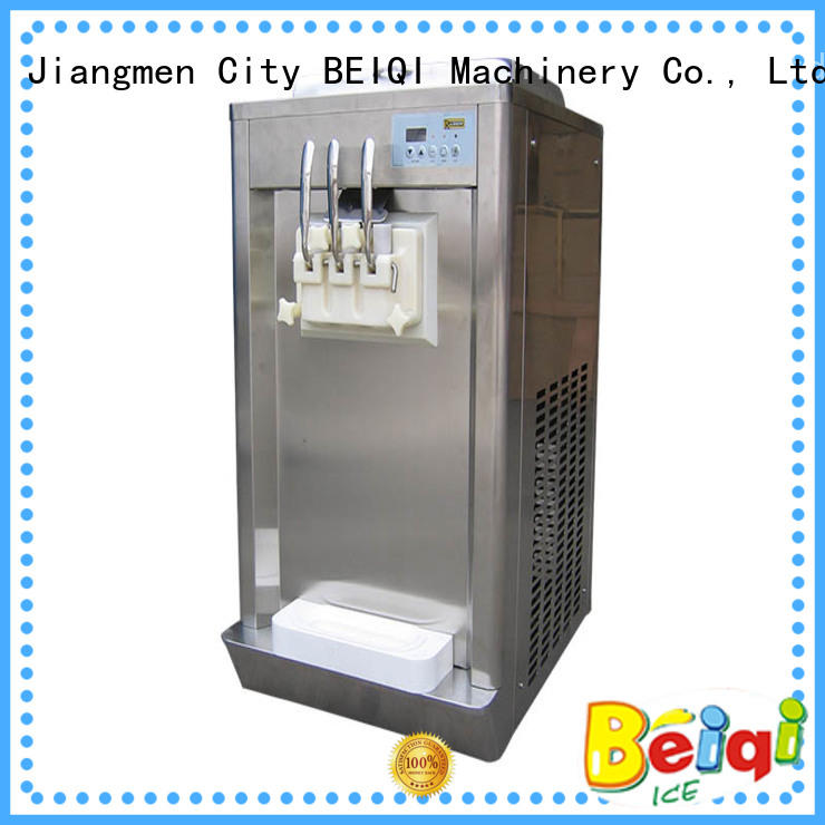Breathable Soft Ice Cream Machine for sale OEM Snack food factory
