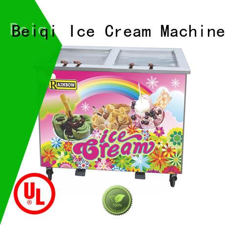BEIQI solid mesh Soft Ice Cream Machine for sale supplier For Restaurant