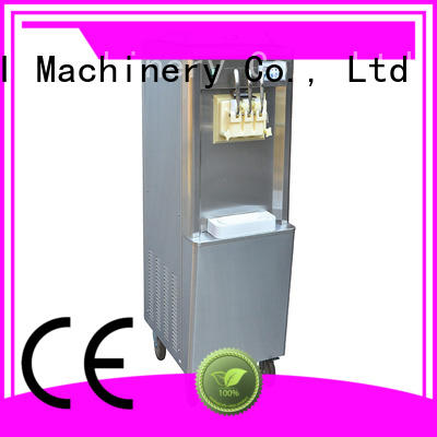 at discount commercial ice cream making machine commercial use ODM For dinning hall