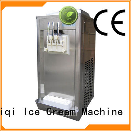 BEIQI Breathable Soft Ice Cream Machine for sale supplier For Restaurant