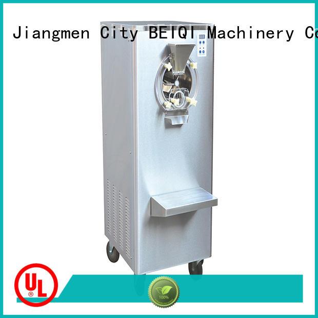 portable Popsicle Machine OEM Frozen food Factory BEIQI