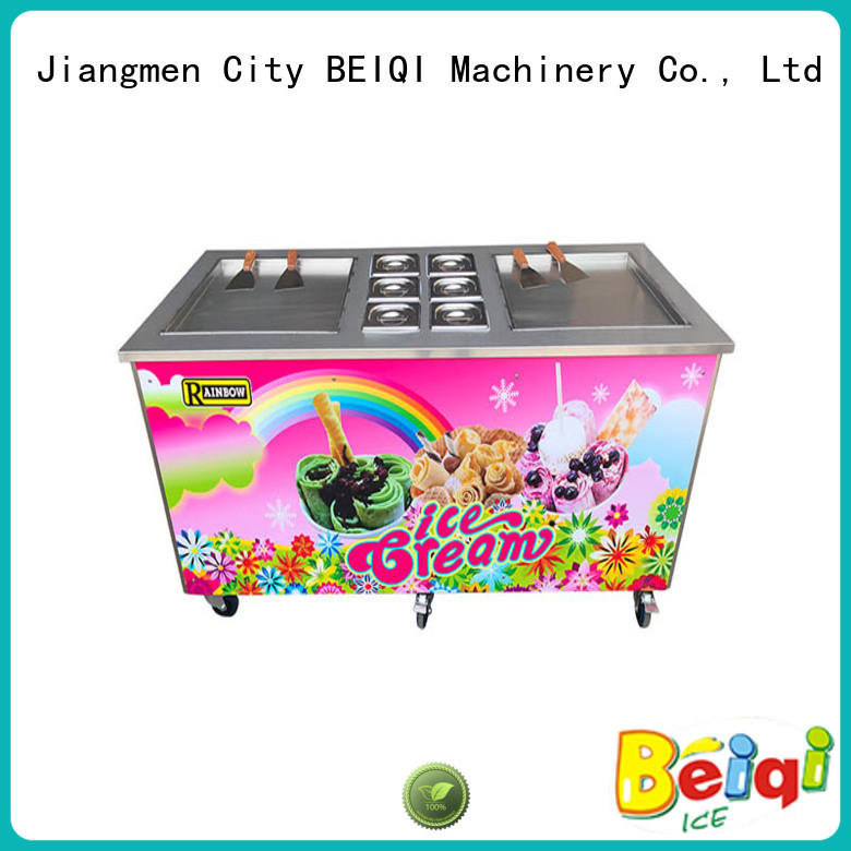 BEIQI Soft Ice Cream Machine for sale bulk production For Restaurant
