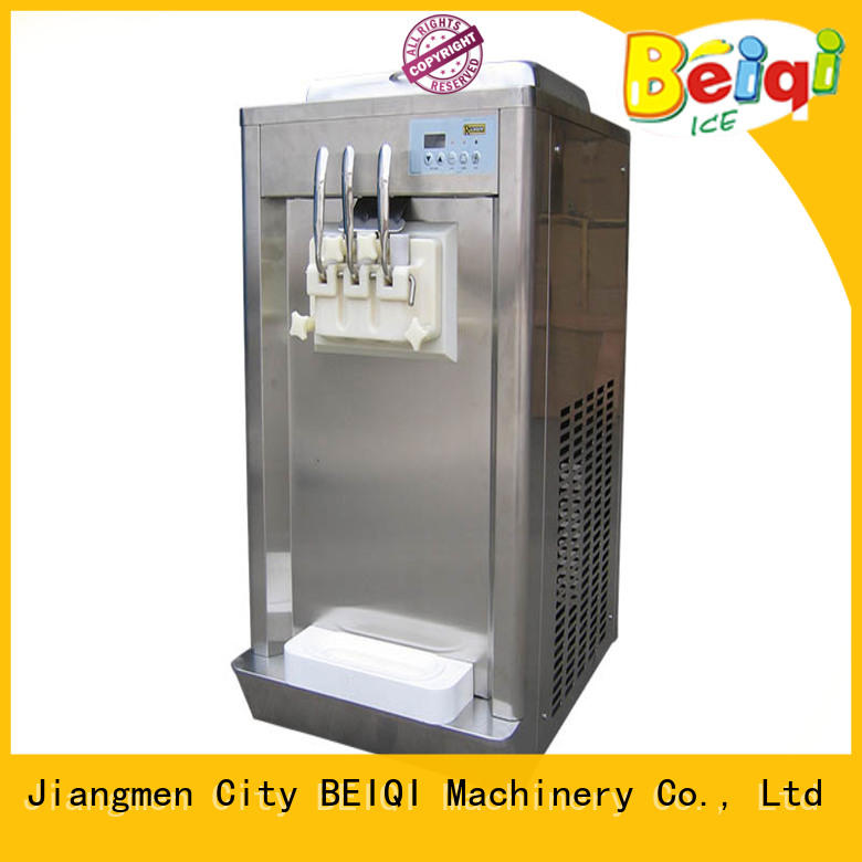 BEIQI Popsicle Machine supplier Frozen food Factory