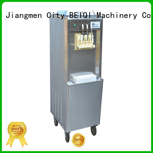 BEIQI Breathable Soft Ice Cream Machine for sale buy now Frozen food Factory