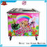 BEIQI different flavors Fried Ice Cream Machine buy now Snack food factory
