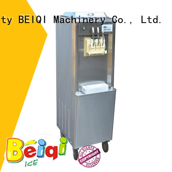 BEIQI funky Soft Ice Cream Machine for sale get quote For Restaurant