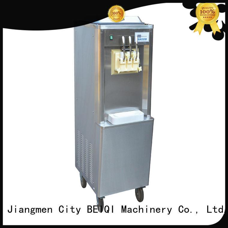 BEIQI durable Soft Ice Cream Machine for sale supplier Frozen food Factory