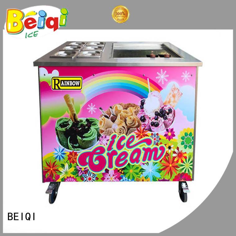 Fried Ice Cream Machine Frozen food Factory BEIQI