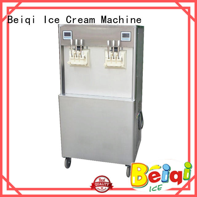 Breathable Soft Ice Cream Machine for sale OEM For Restaurant