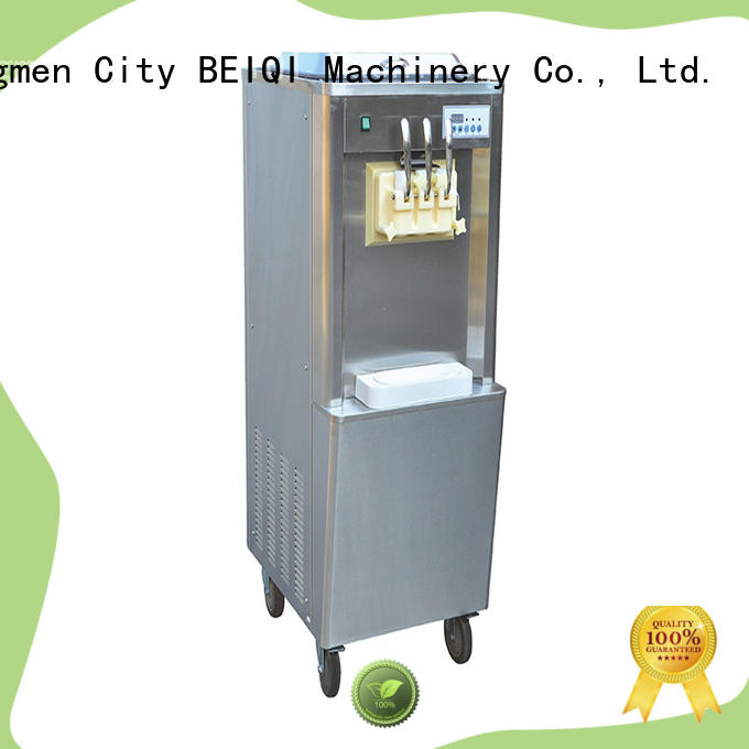 high-quality fried Ice Cream Machine get quote Frozen food Factory BEIQI