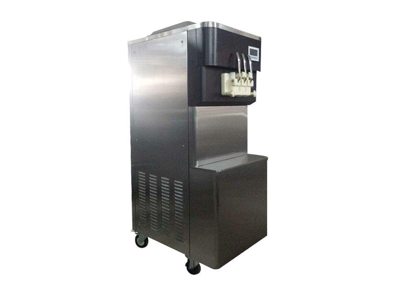 solid mesh Soft Ice Cream Machine for sale get quote Snack food factory-2