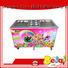 BEIQI solid mesh Soft Ice Cream Machine for sale customization For Restaurant