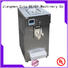 BEIQI latest Manufacturer supply Commercial Soft Ice Cream Machine silver For commercial