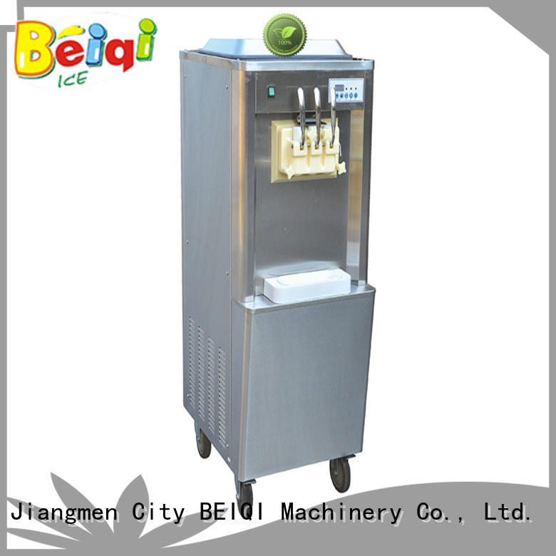 BEIQI funky soft Ice Cream Machine For Restaurant