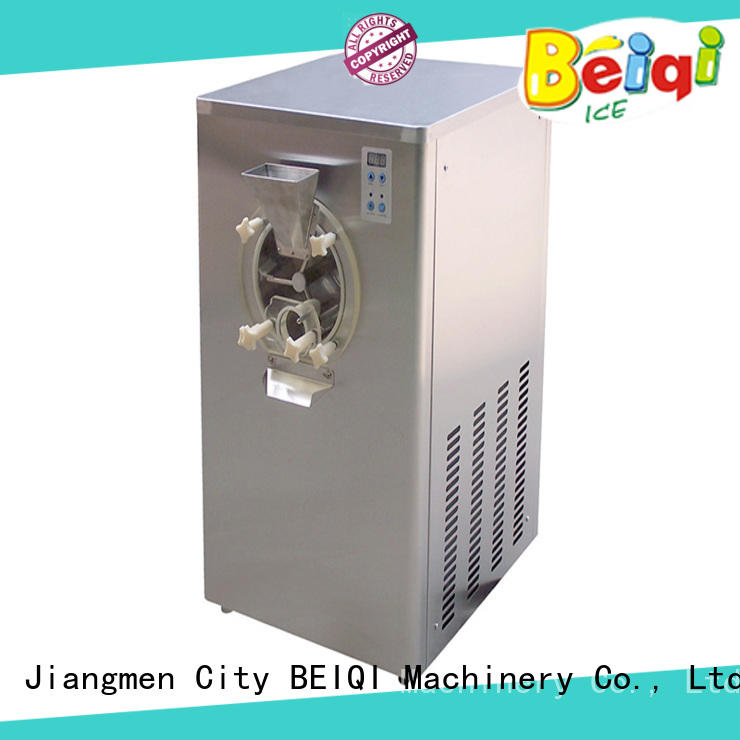 BEIQI different flavors hard ice cream maker for wholesale For Restaurant