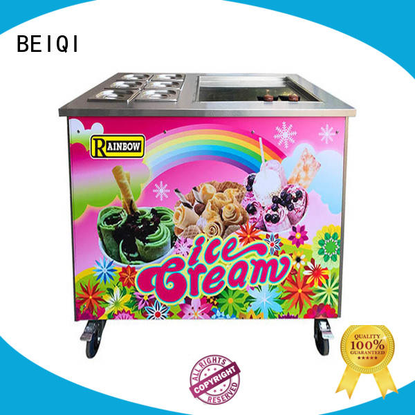 on-sale Fried Ice Cream Maker different flavors for wholesale For Restaurant