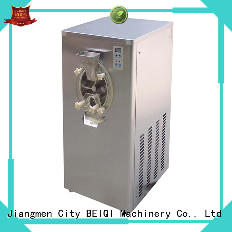BEIQI on-sale Soft Ice Cream Machine for sale buy now Frozen food Factory