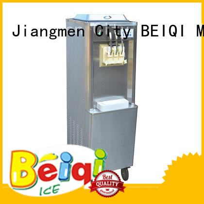 Soft Ice Cream Machine for sale Snack food factory BEIQI