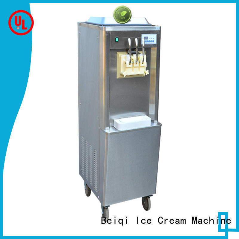 high-quality commercial ice cream maker silver get quote Snack food factory