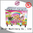 BEIQI durable Soft Ice Cream Machine for sale for wholesale Snack food factory