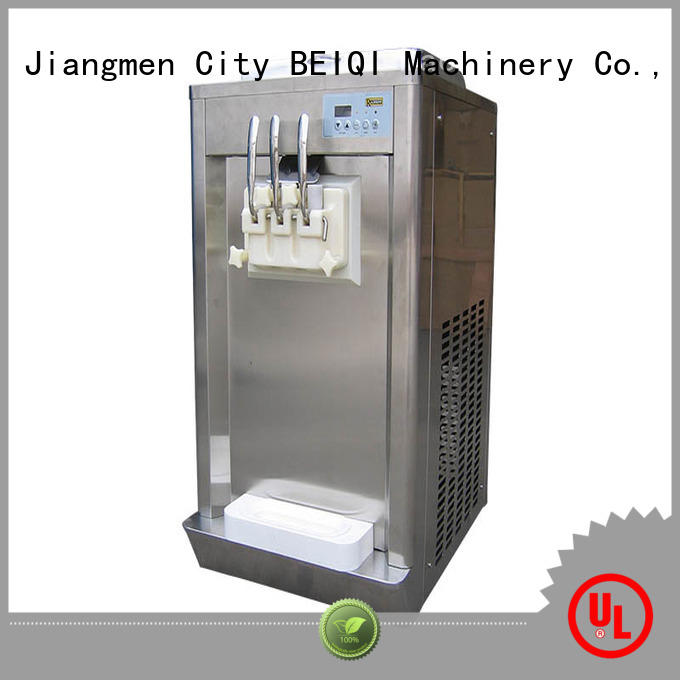 on-sale Soft Ice Cream Machine for sale customization Snack food factory