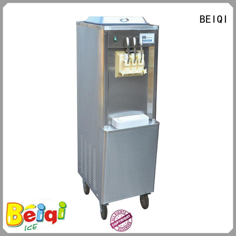 high-quality Soft Ice Cream Machine for sale supplier Snack food factory