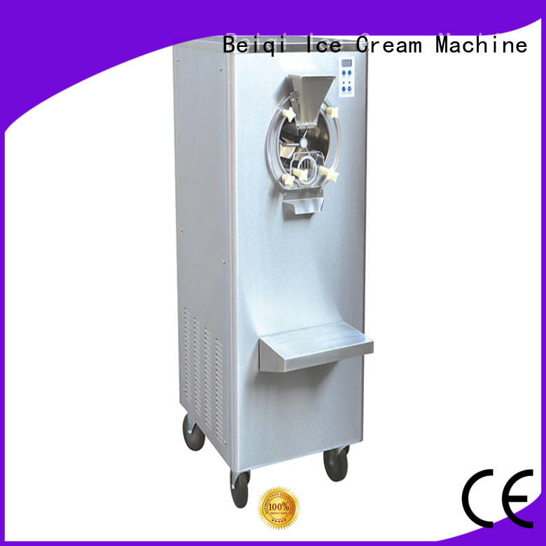 BEIQI different flavors Hard Ice Cream Machine buy now For dinning hall