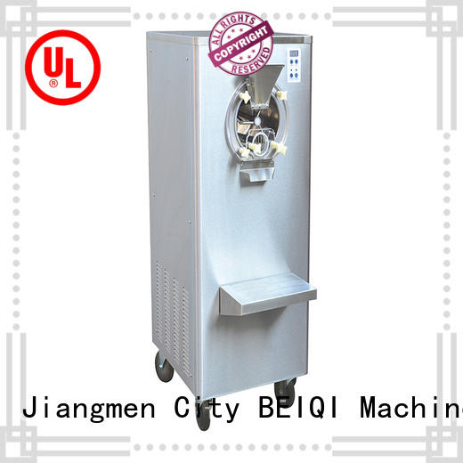 BEIQI AIR Hard Ice Cream Machine OEM For Restaurant