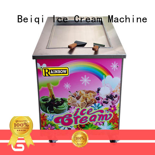BEIQI portable Fried Ice Cream Maker supplier For dinning hall