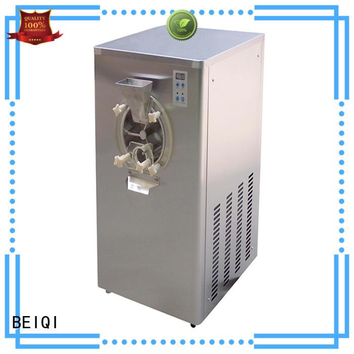 BEIQI fried Ice Cream Machine free sample Snack food factory