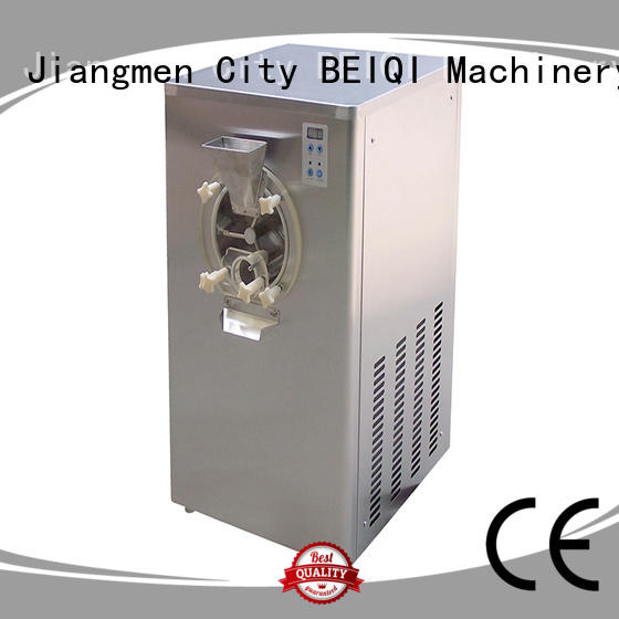 BEIQI durable Soft Ice Cream Machine for sale bulk production Snack food factory