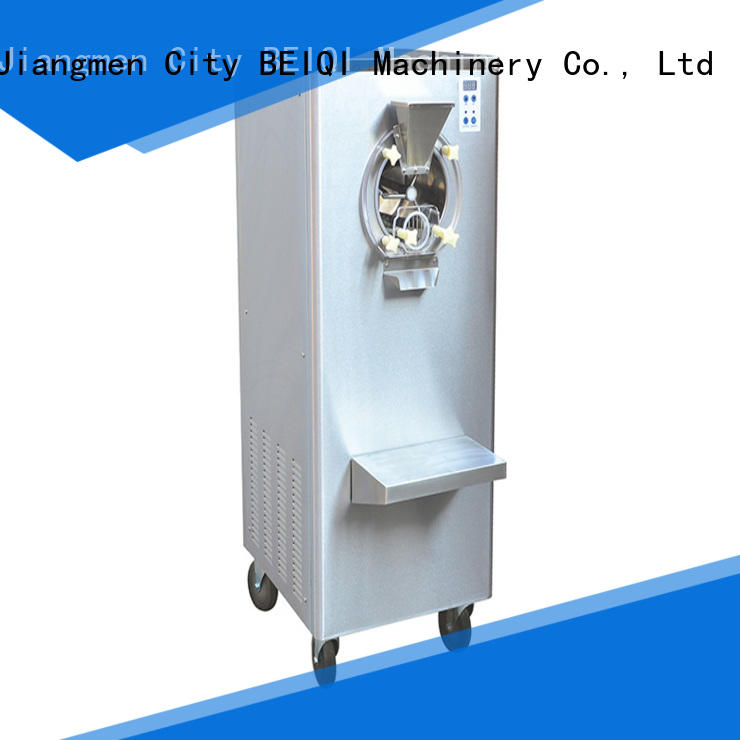 BEIQI latest Soft Ice Cream Machine for sale Frozen food Factory