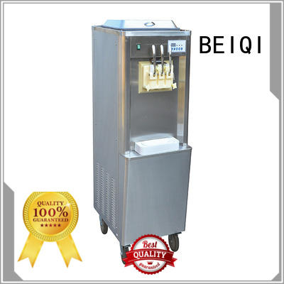 BEIQI Breathable Soft Ice Cream Machine for sale buy now For Restaurant