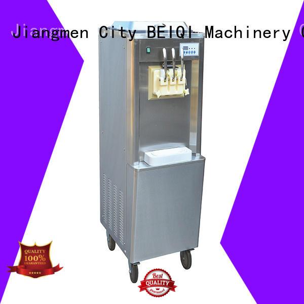 BEIQI Breathable soft Ice Cream Machine For Restaurant
