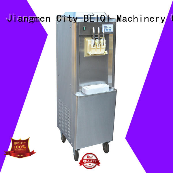 BEIQI Breathable soft Ice Cream Machine For Restaurant