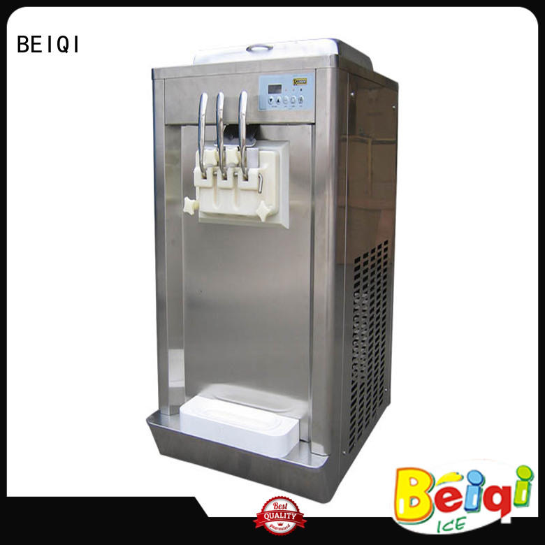 Soft Ice Cream Machine for sale ODM Snack food factory BEIQI
