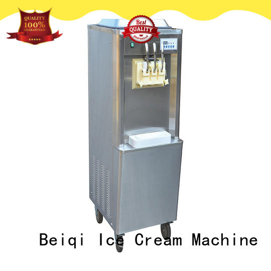 BEIQI latest sard Ice Cream Machine Snack food factory