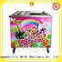 BEIQI different flavors Fried Ice Cream Machine OEM For Restaurant