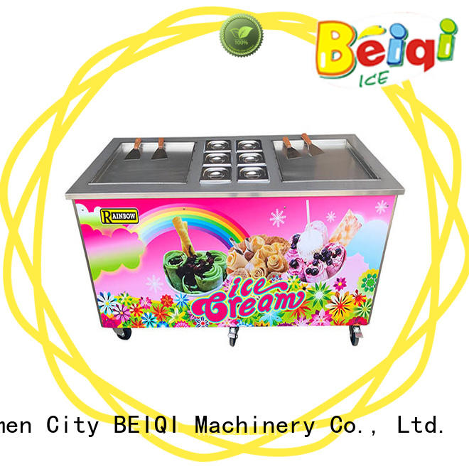 BEIQI at discount Fried Ice Cream Maker supplier Frozen food factory