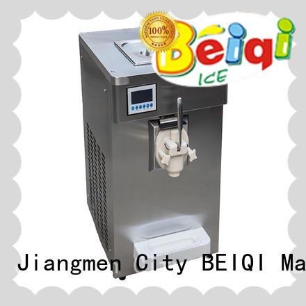 different flavors customization Snack food factory BEIQI