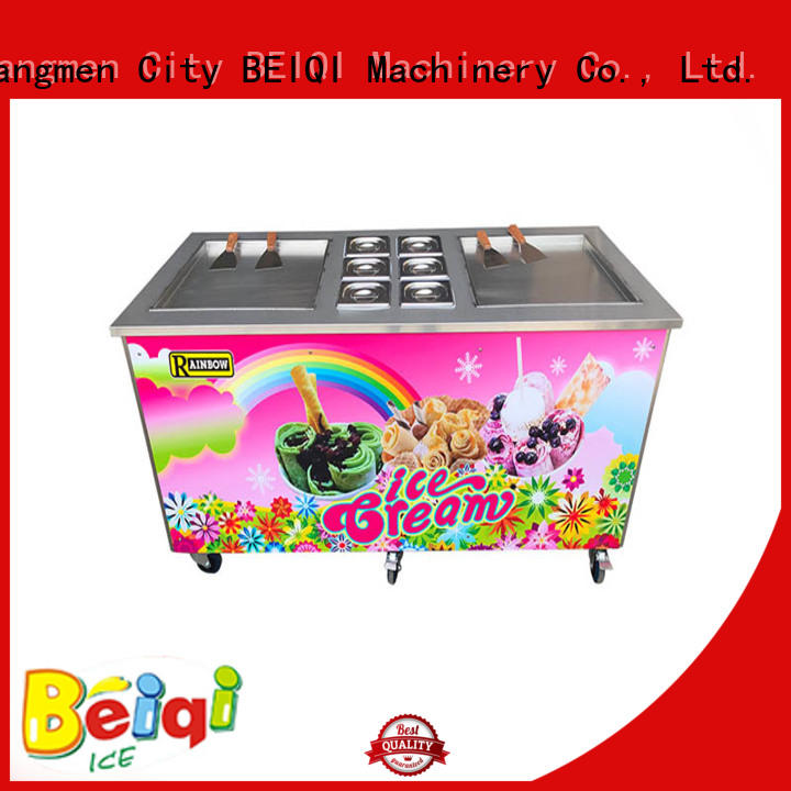 BEIQI latest Soft Ice Cream Machine for sale free sample Frozen food Factory