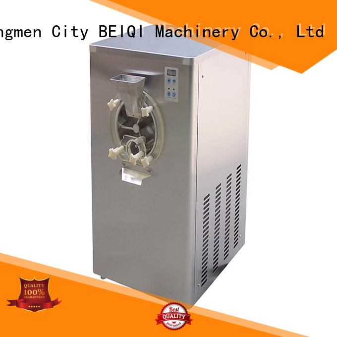 BEIQI high-quality Soft Ice Cream Machine for sale Snack food factory