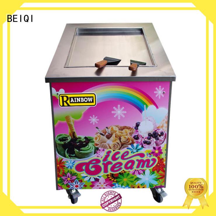 BEIQI Soft Ice Cream Machine for sale free sample For Restaurant