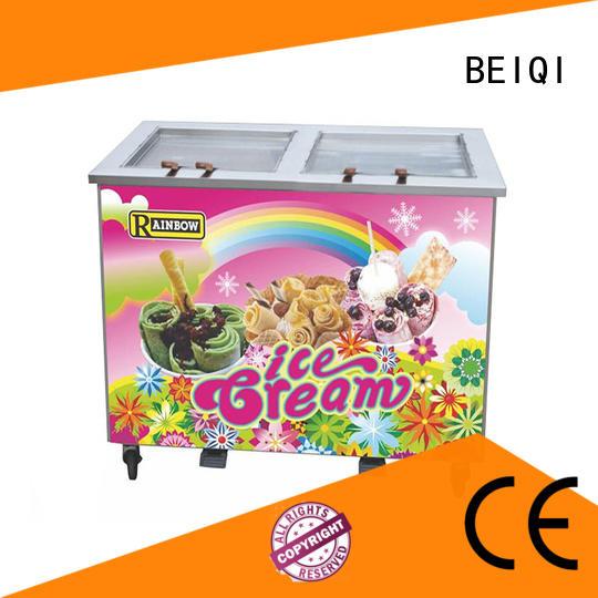 BEIQI portable Soft Ice Cream Machine for sale bulk production Frozen food Factory