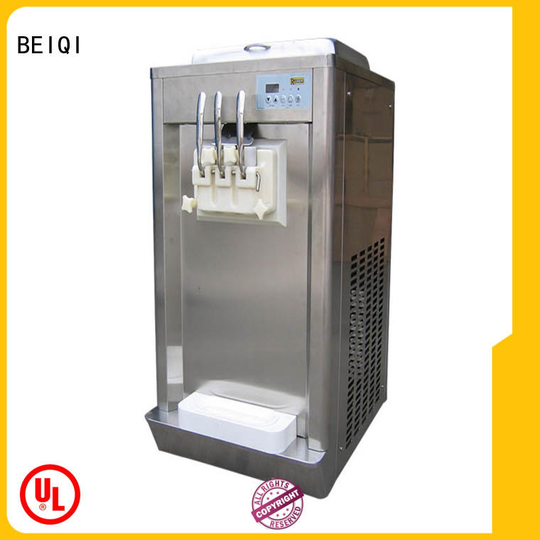 BEIQI on-sale Soft Ice Cream Machine for sale OEM Frozen food Factory
